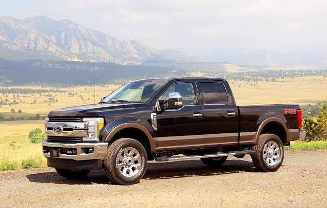 2019 Ford Super Duty Release date and Specs