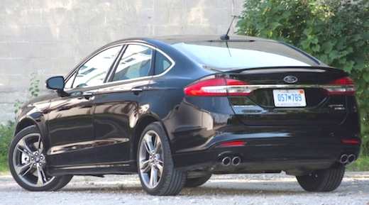 New 2019 Ford Taurus Sho Review