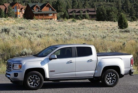 The 2019 GMC Canyon Sunroof First Drive