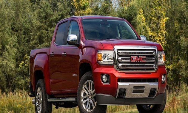 2019 GMC Canyon Sunroof Redesign