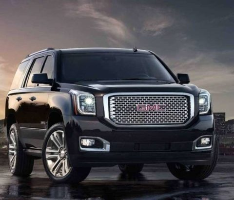 Best 2019 GMC Tahoe New Release
