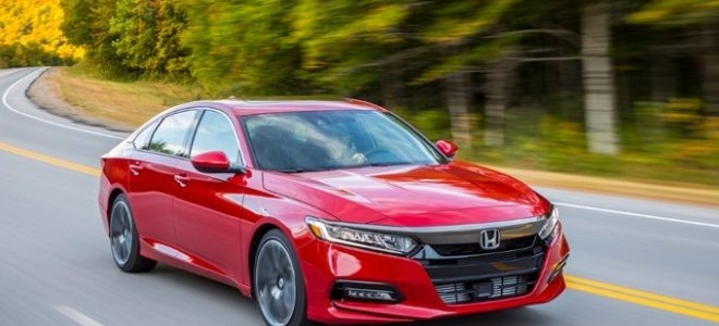 Best 2019 Honda Accord Coupe Interior