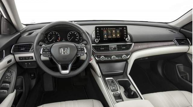 New 2019 Honda Accord Pictures Redesign and Price