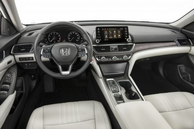 2019 Honda Accord Release date and Specs