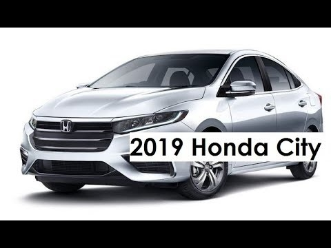 The 2019 Honda City Specs and Review