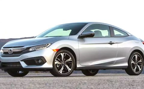 New 2019 Honda Civic Coupe New Review