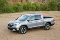 2019 Honda Ridgelineand Review