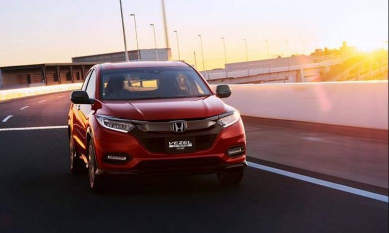 2019 Hr-V CRossover New Release