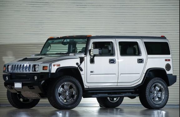 The 2019 Hummer H2 Exterior