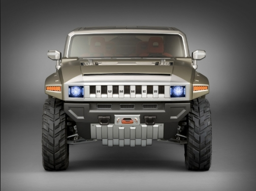 The 2019 Hummer H4 First Drive