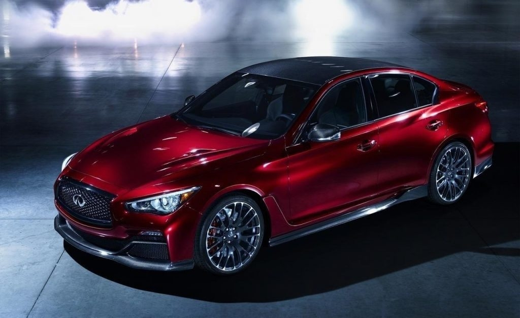 The 2019 Infiniti Q50 Coupe Eau Rouge Specs and Review