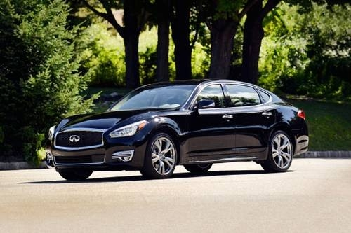 The 2019 Infiniti Q70 Overview