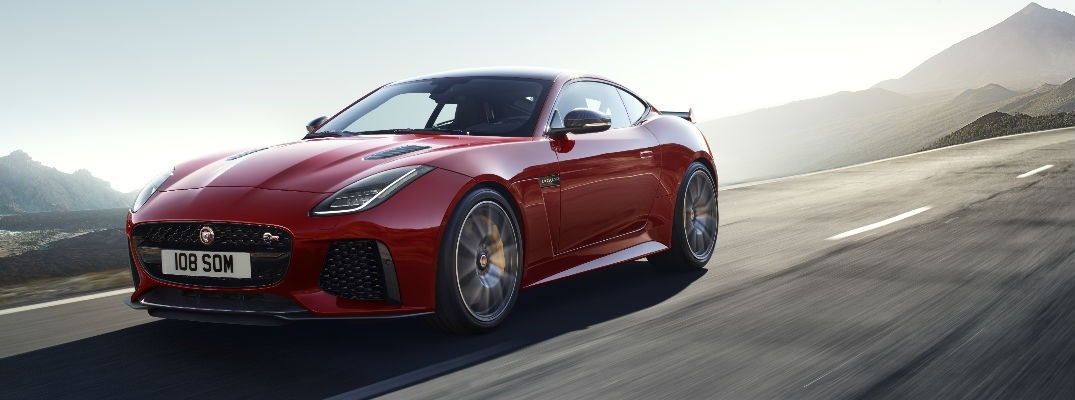 Best 2019 Jaguar F Type Coupe New Interior