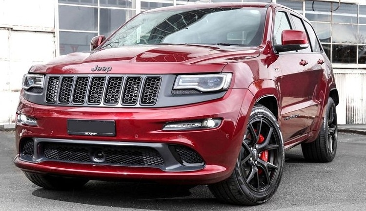 2019 Jeep Colors Price