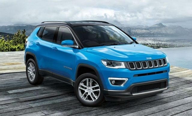 2019 Jeep Compass Sport Overview