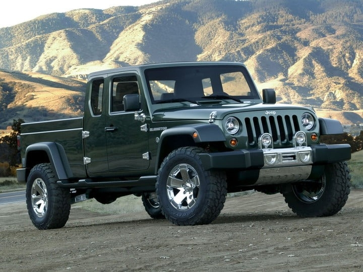 New 2019 Jeep Gladiator Overview