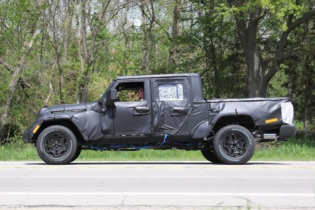 New 2019 Jeep Gladiator Release Date