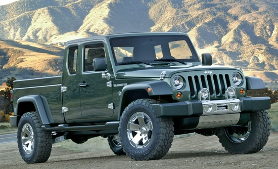 The 2019 Jeep Gladiator First Drive