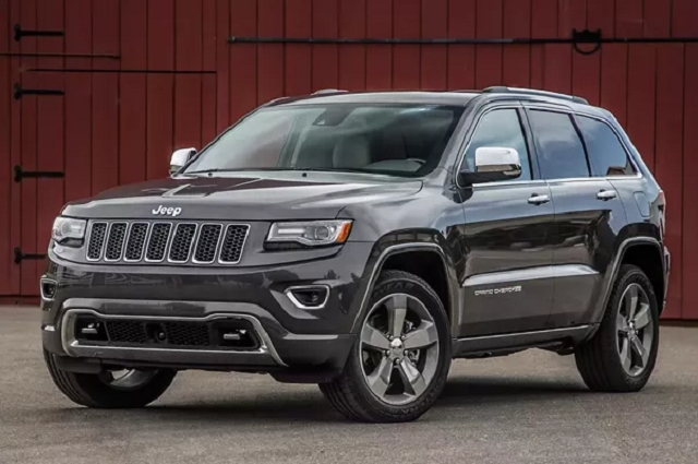 Best 2019 Jeep Grand Cherokee Limited Overview