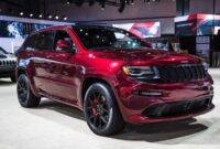 New 2019 Jeep Grand Cherokee Srt8 Price