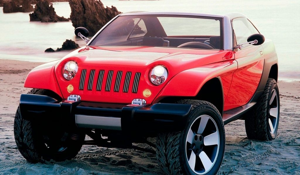The 2019 Jeep Jeepster Exterior