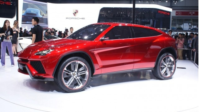 New 2019 Lamborghini Urus Suv Review and Specs