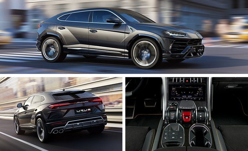 2019 Lamborghini Urus Suv Specs and Review