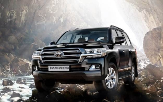 New 2019 Land CRuiser Overview