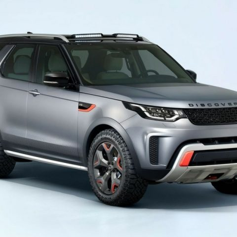 The 2019 Land Rover Discoverys Interior