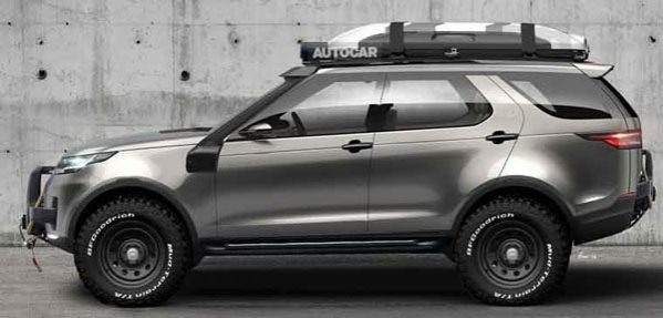 2019 Land Rover Discoverys Release date and Specs