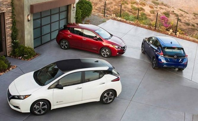 2019 Leaf Specs and Review
