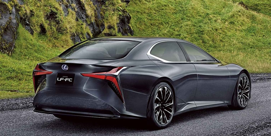 New 2019 Lexus LF-LC Price and Release date