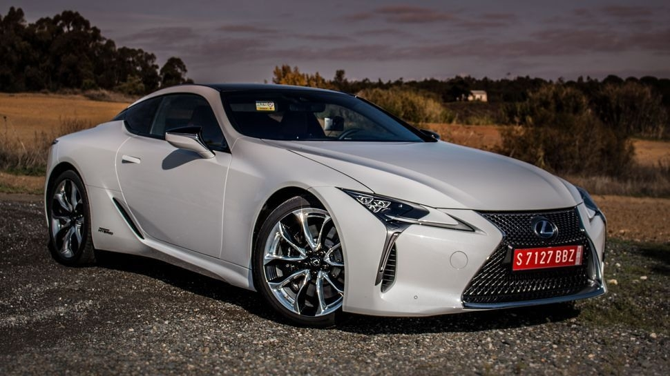 The 2019 Lexus Lf Lc Hybrid Overview