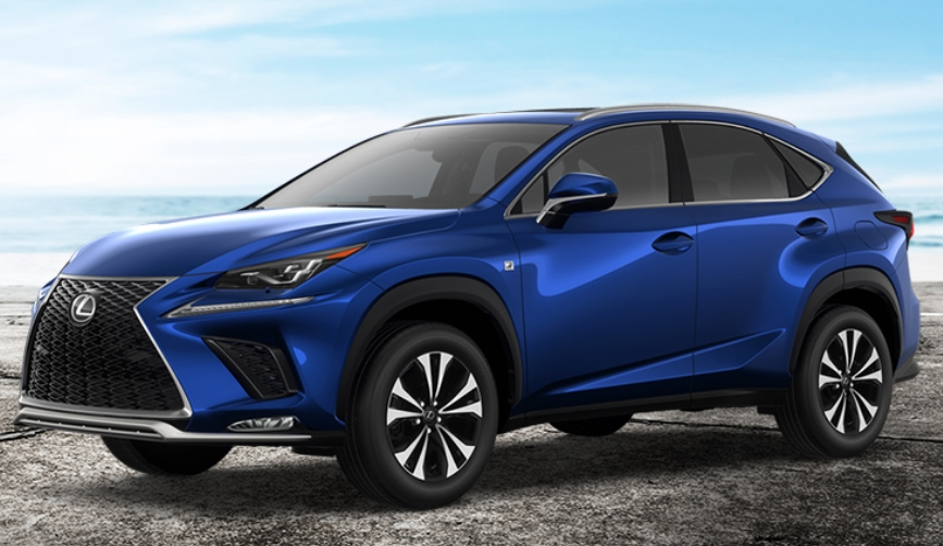 The 2019 Lexus Nx Colors Price and Release date