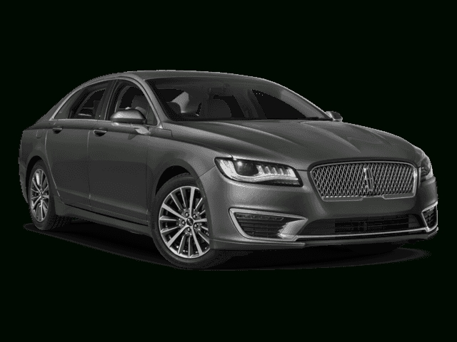 The 2019 Lincoln MKZ Hybrid Overview