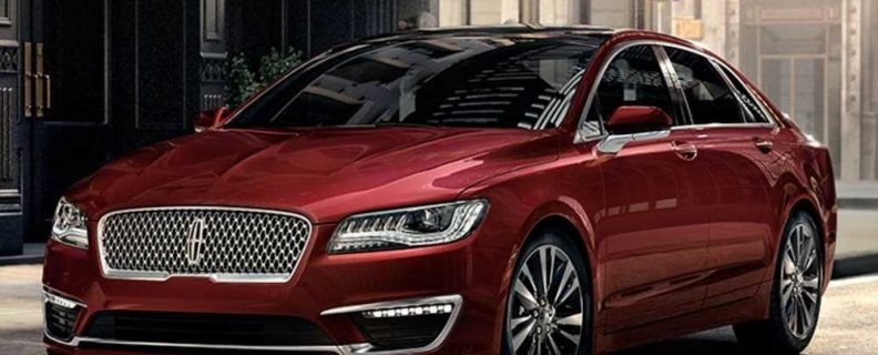 The 2019 Lincoln MKZ Hybrid Release Date