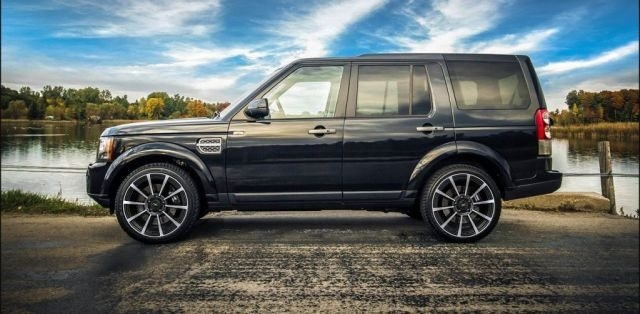 New 2019 Lr4 Land Rover First Drive