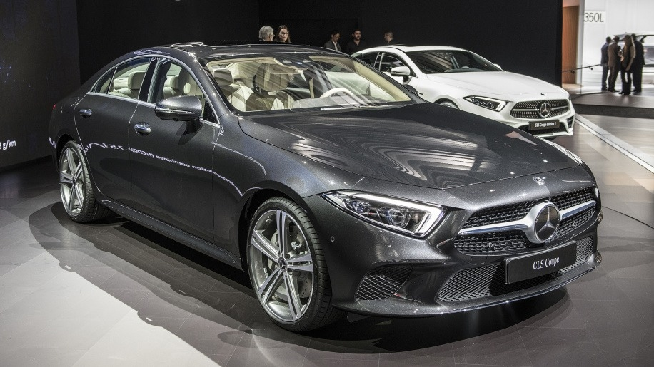 New 2019 Mercedes Cls Class Picture