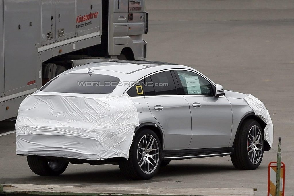 2019 Mercedes Gle Coupe New Release