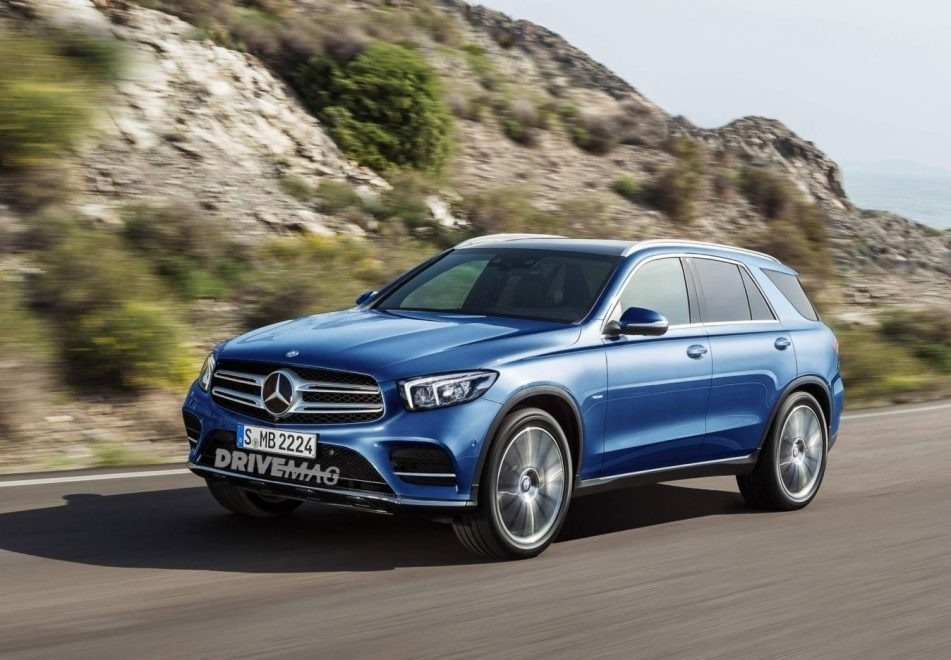 The 2019 Mercedes GLK New Release