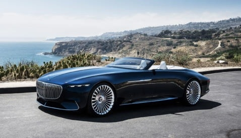 Best 2019 Mercedes Maybach Interior