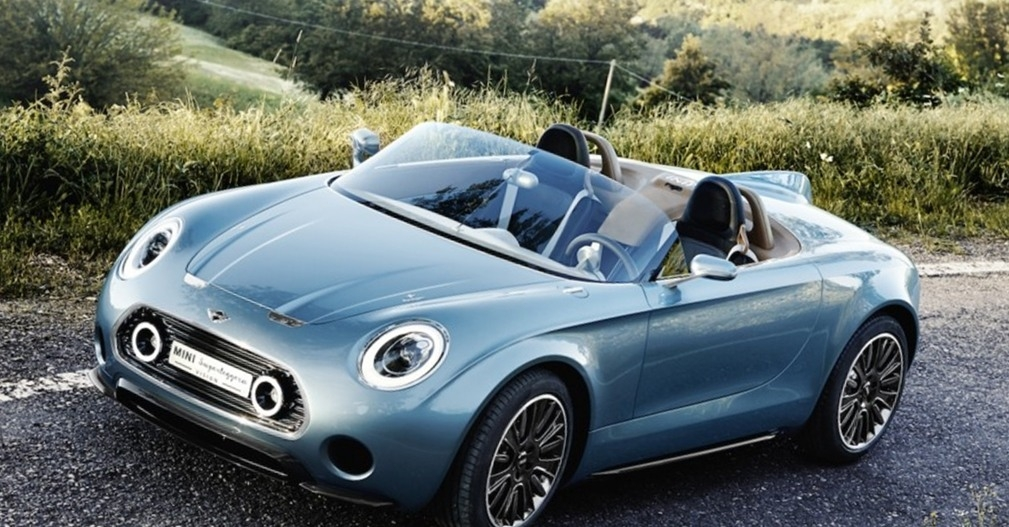 Best 2019 Mini Superleggera Vision First Drive