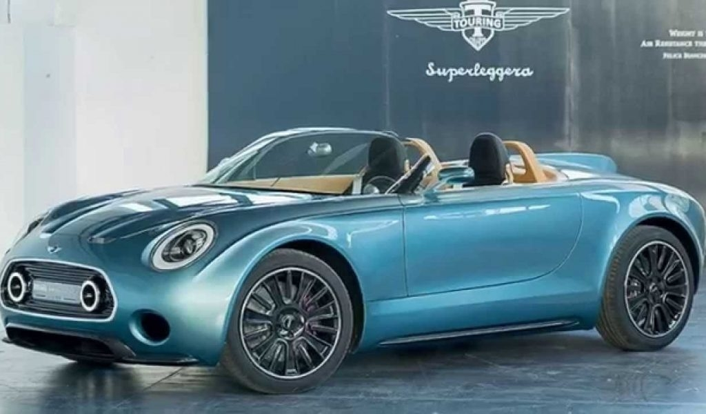 New 2019 Mini Superleggera Vision Redesign and Price