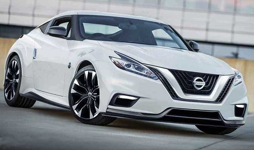 2019 Nissan Altima Coupe Interior