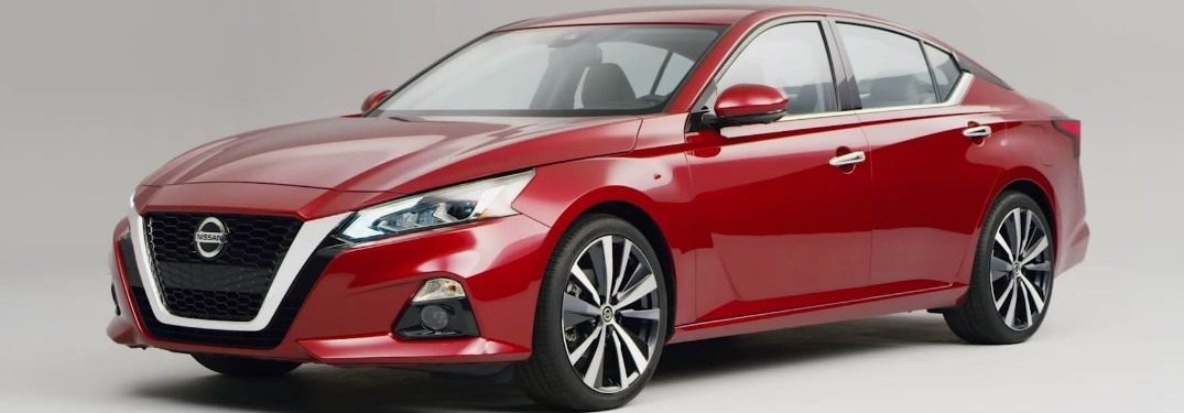 The 2019 Nissan Altima Overview