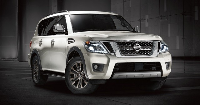 Best 2019 Nissan Armada Specs and Review