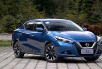 The 2019 Nissan Lannia Release date and Specs