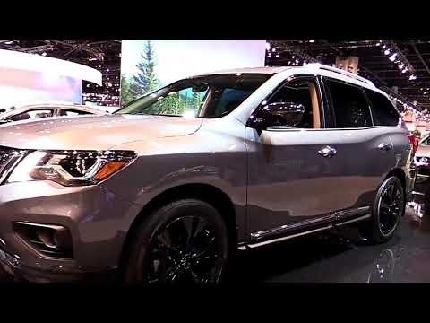 2019 Nissan Pathfinder Picture
