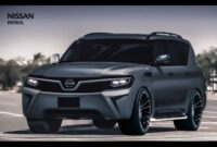 New 2019 Nissan Patrol New Release