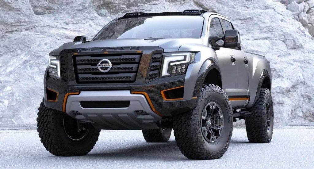 The 2019 Nissan Titan Xd Redesign